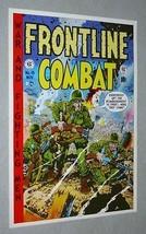 1970's Original EC Comics Frontline Combat 15 comic cover art poster: Wally Wood - $29.99