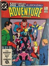 ADVENTURE COMICS #500 (1983) DC Comics digest F... - $9.89