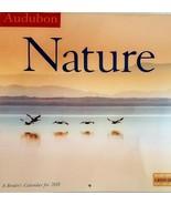 "2018 Audubon NATURE a Birder's Calendar 12""×12"" Hangable, Frameable Wall... - $12.86"