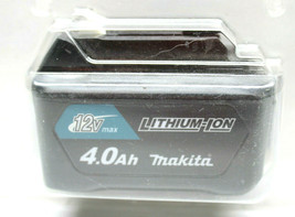 Makita 12v Max 4.0Ah Rechargeable Lithium Ion Battery BL1041B Power Tool Li-Ion  - $32.71