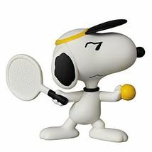 Medicom Toy Udf Peanuts Séries 8 Joe Cool Snoopy Surf 90mm Peint Figurine