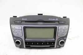 RADIO Hyundai Tucson 2010 10 2011 11 2012 12 2013 13 961602S160TAN 1007254 - $148.49