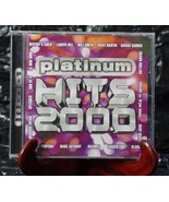 Platinum Hits 2000 by Various Artists CD, Sep-2000, Sony - $6.93