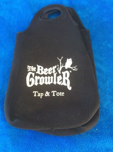 Primary image for Growler Gear - Insulated Beer Growler Tote  Bag and Carry Case, Single Bottle