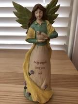Comforting Angel Figurine By Russ Berrie - $19.99