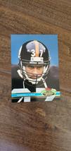 1991 Topps Stadium Club Super Bowl XXVI Embossing CARNELL LAKE Steelers ... - $11.99