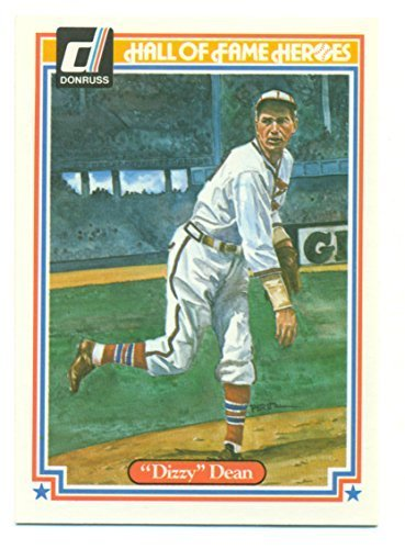 Primary image for 1983 Donruss Hall of Fame Heroes Dizzy Dean #29 - Baseball Card