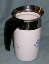 Corning Ware BLUE CORNFLOWER Electric Coffee Pot/Percolator 6 cup P-6-EP VGVC  image 5