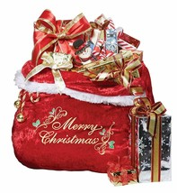 California Costumes Men's Santa Bag One Size, Red (One Size, Red) - £23.79 GBP