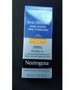 Neutrogena Ageless Intensive Deep Wrinkle daily Moisturizer with sunscre... - $11.87