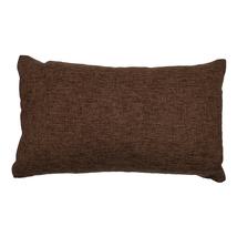 Ultra Gunjo Decorative Linen Cushion Covers, 12x20 inch, Brown, 1 Pack - £10.68 GBP