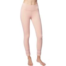 FP Movement by Free People Womens Genesis Pink Athletic Leggings L MSRP $98 - $44.05