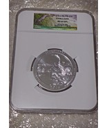 2014 ATB 5oz .999 Silver Coin Everglades Nat. Park NGC MS69 DPL On Sale ... - $153.02