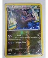 Pokemon Black & White Series Dragons Exalted - Zweilous (Reverse Holo) - $2.00