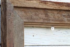 Natural Floating Frame - Vintage Rustic Decor Reclaimed Wood Frame (All Sizes) - $30.00