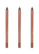 (3-Pack) Styli-Style Line & Seal Semi-Permanent Eye Liner - Tangerine (ELS010)  - $18.99