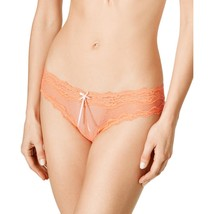 Heidi Klum Cheeky Women's Coral Mesh/Lace Bikini Panty - $9.89