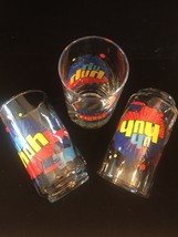 """Set of 3 Vintage 90s Diet Pepsi """"You Got the right one baby"""" Promo Tumblers image 8"""