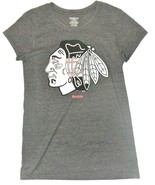 NHL Reebok Womens Chicago Blackhawk Kane Tops T-Shirts Size Large NWT - $16.48