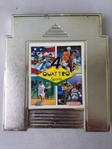 4 Quattro Sports Video Game For NES By Camerica Tested - $13.26 CAD