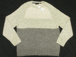 $85 NWT NEW Mens Club Room Colorblocked Cotton Blend Knit Crew Sweater S... - €23,97 EUR