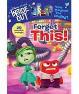 Forget This! (Disney/Pixar Inside Out) (A Stepping Stone Book(TM)) [Pape... - £4.73 GBP