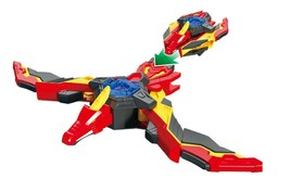 Miniforce Ptera Shield Wing Combined Weapon Super Dinosaur Power Part 2 Toy image 2