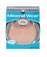 Physicians Formula Mineral Wear Talc-free Mineral Face Powder, Creamy Natural - $13.95