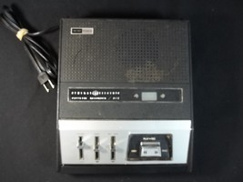 Vintage General Electric Cassette Tape Recorder Player M8415B With Micro... - $27.67