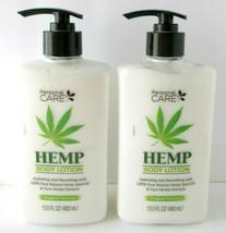 3X Hemp Moisturizer Lotion Pure Hemp Seed Oil/Herbal Extracts Shea Butte... - $19.79