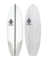 "Paragon Surfboards 6'2"" Carbon Groveler Shortboard - $400.00"