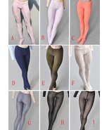 1/6 Scale Tight Leggings Model Fit 12 Female Phicen Figure Body - £10.07 GBP