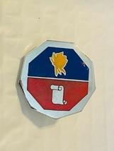 US Military 98th Training Division Insignia Pin - $10.00