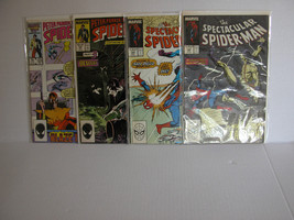 PETER PARKER SPIDER-MAN #123 + 131, 144 AND ANNUAL #6 - FREE SHIPPING - $18.70