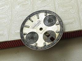 Vintage Citizen Bull head chronograph automatic original 4-901193k dial ... - $41.61