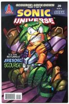 Sonic Universe #29 2011- Archie Comics- Sega VF- - £17.00 GBP