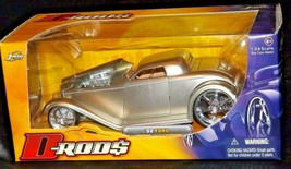 Jada Toys D-Rods 32 Ford - 1:24 Scale AA20-NC8133 Vintage Collectible
