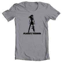 Planet Terror T-shirt grindhouse movie retro 100% cotton graphic tee image 3
