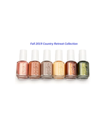 ESSIE :: Nail Polish Fall 2019 Country Retreat Collection 0.46oz Full co... - $39.59