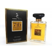 7TH ELEMENT CLASSY by Dorall Collection 3.3 fl oz edt spray designer imp... - $9.99