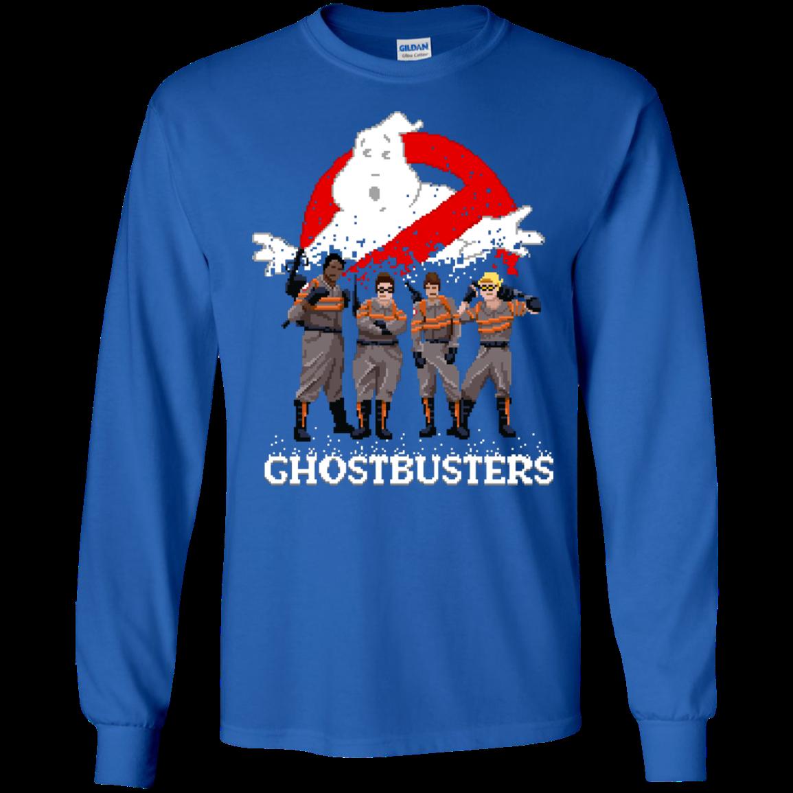 Ghostbuster 2016 Long Sleeves Tshirt