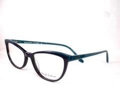 Rough Justice Eyeglasses Frisky Blue Women New 52-16-140 - $58.41