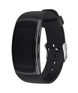 Compatible Samsung Gear Fit 2 Pro/Fit 2 Band, NaHai Silicone Replacement... - $10.15