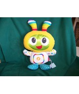 Fisher Price  BeatBo  --- Stuffed toy with battery operated pack inside - $5.00