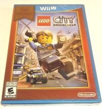 Nintendo Select LEGO City Undercover (Nintendo Wii U, 2013) - €14,14 EUR