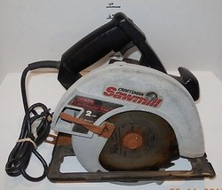 "Craftsman 7 1/4"" Circular Saw 2 HP 10 Amps 5000 RPM Model 315.108230 - $46.75"