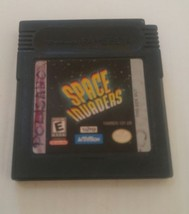SPACE INVADERS Gameboy Color winth written. - $15.86