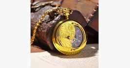 Gold Half Hunter Pocket Watch - €18,50 EUR