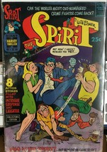 THE SPIRIT #1 HARVEY COMICS 1966 Water Damaged - $9.79