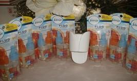 Febreze BLOOD ORANGE SPRITZ 7 Plug Dual Scented Oil refills - $45.29